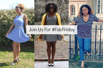 #FABFriday Stripes For The Spring!