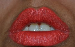 #FABFriday Orange Lips! Bobbi Brown Art Stick in Sunset Orange (Swatch & Review)