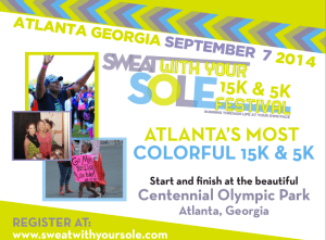Black Girls Run Presents: Sweat With Your Sole in ATL