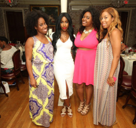 Sevyn Streeter Birthday Dinner in NOLA w/ Beautiful Textures