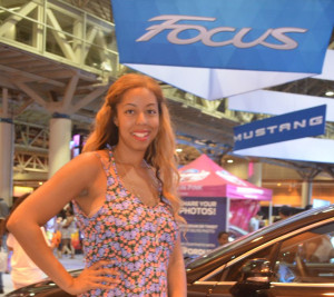 FORD Does It Big At Essence