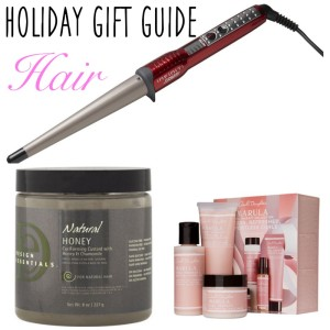 Holiday Gift Guide: Hair!