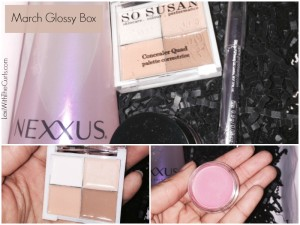 GlossyBox March Review