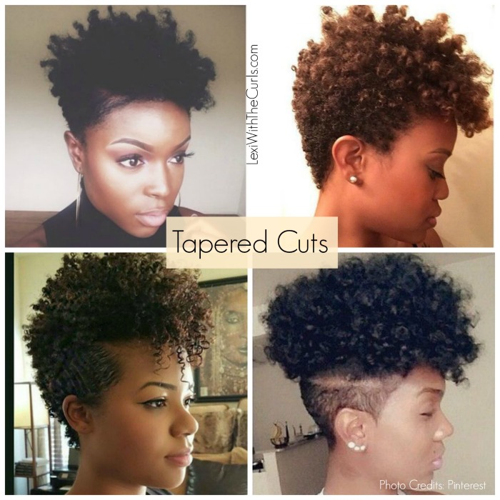 Its Time For A Hair Cut Tapered Cuts Lexiwiththecurls