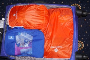 Traveling With Eagle Creek Packing Cubes