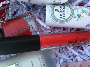 Glossy Box – Parisian Themed October Box Review