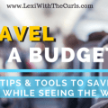 TravelOn a budget
