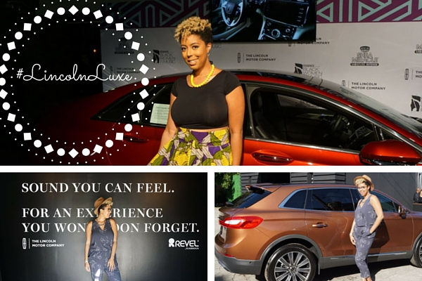 Luxin' It Up With @LincolnMotorCo At The ESSENCE Black Women In Music
