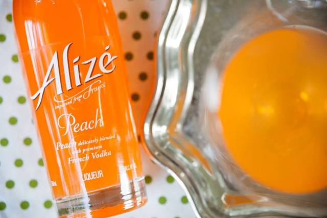 Alize Peach Shot