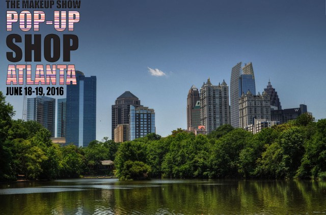 pop-up ATL Skyline