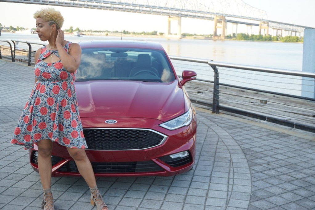 My @Ford Experience Part 1: The Cars & The ESSENCE Fest #MyFordFam