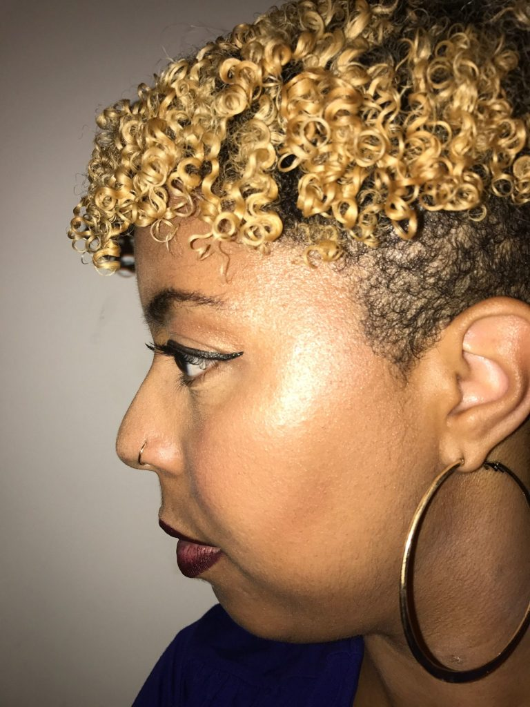 Wash & Go! @CamilleRoseNat Gives Me My Perfect Curls