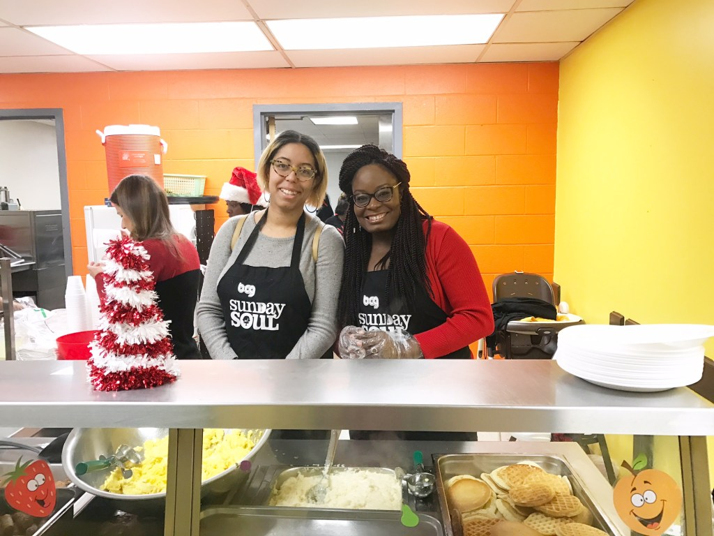 Giving During The Holidays- Carrie Steele-Pitts Home And Solomon Temple