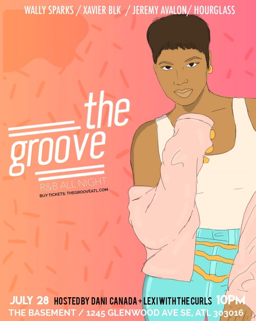 Join Me 7/28 for #TheGrooveATL
