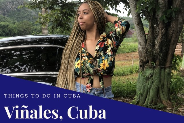 Traveling To Vinales, Cuba