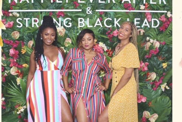 Netflix's Nappily Ever After ATL Dinner – Out 9/21