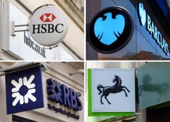 Libor Fx Key Benchmark Rigging Claims Against Rbs Barclays Hsbc -