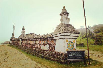 Around Kalapokhari