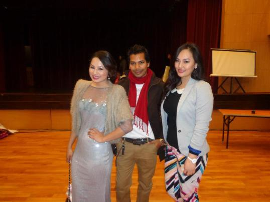 Pradeep Gurung Fashion Designer
