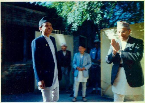 Marich Man Singh