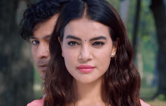 Shristi shrestha and aaryan adhikaris bandha mayale teaser drops after altavistaventures Choice Image
