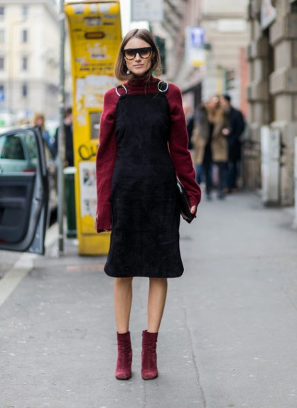 24kjg7-l-610x610-dress-turtleneck-sweater-boots-mididress-streetstyle-milanfashionweek2016-fashionweek2016