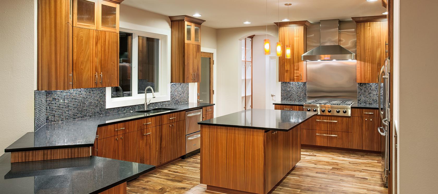 Granite & Quartz Kitchen Countertops
