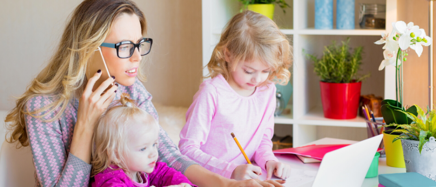 """How to Get """"Alone"""" Time When the Kids are Always Around"""