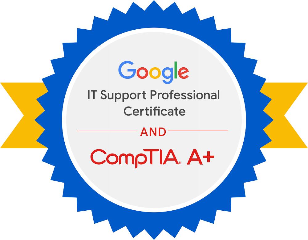Google Comptia Badge.max 1000X1000 1 | Lexotani