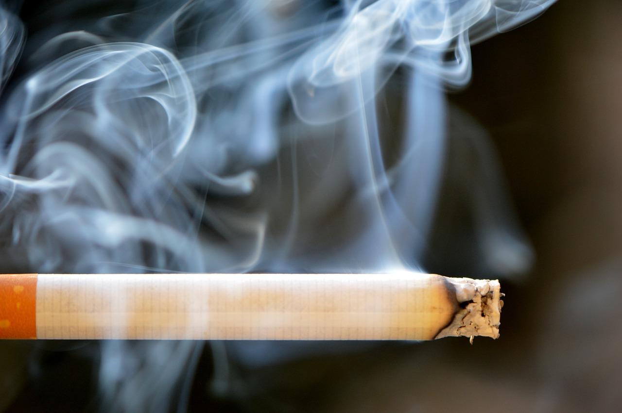 Tym, Cigare, Duhanpirje