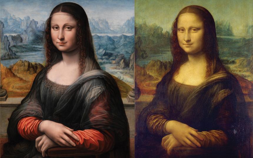 Leonardo Da Vinci Mund Të Ketë Shpikur Imazhin 3-D Me 'Mona Lisa' – Nga Erika Engelhaupt