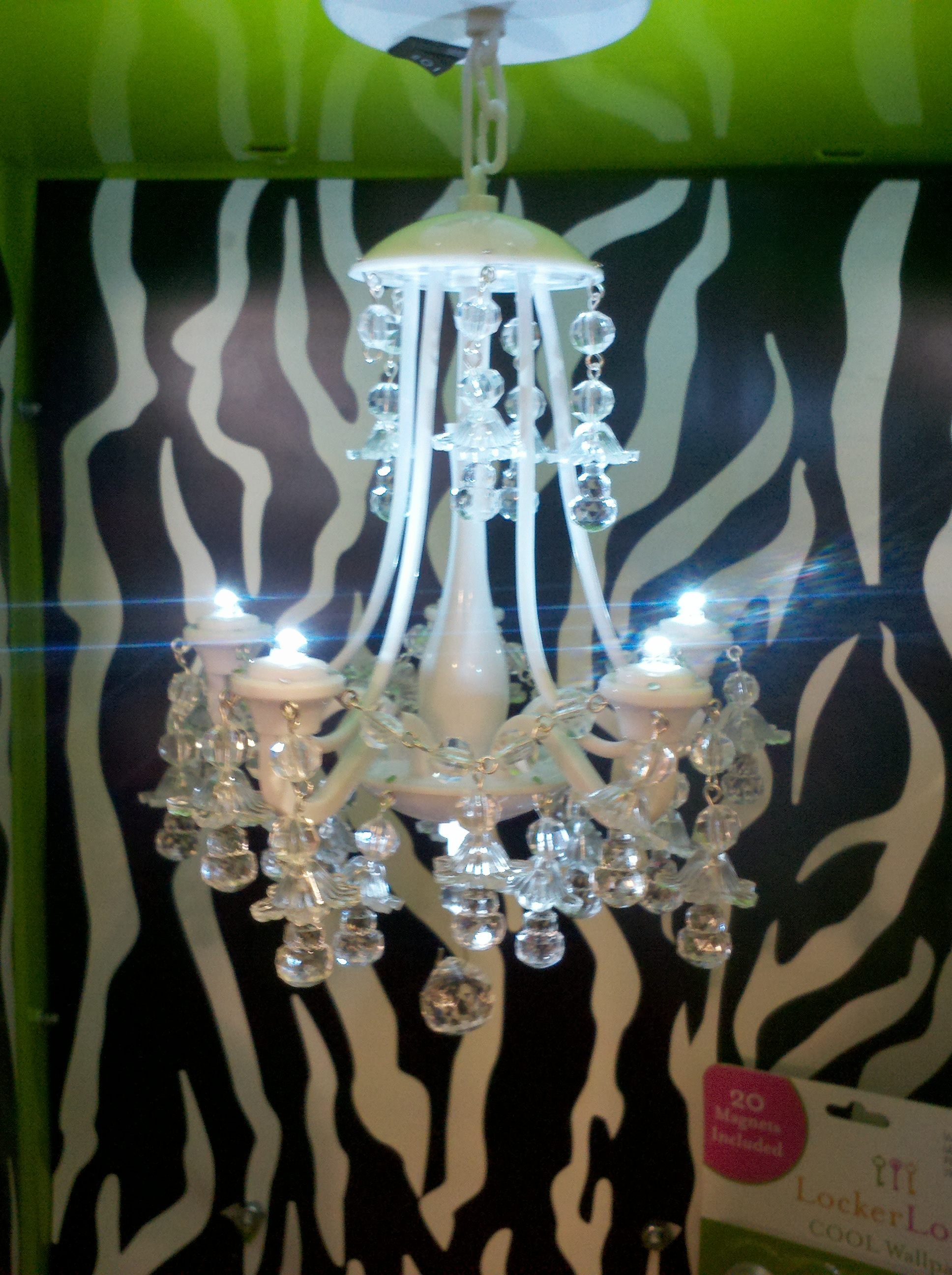 Locker lookz update learning express gifts brands included it is no surprise that the chandelier is the best seller look how awesome it is arubaitofo Images