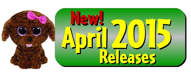 119ec2a43fc April 2015 Beanie Boo Releases – Learning Express Gifts- Brands ...
