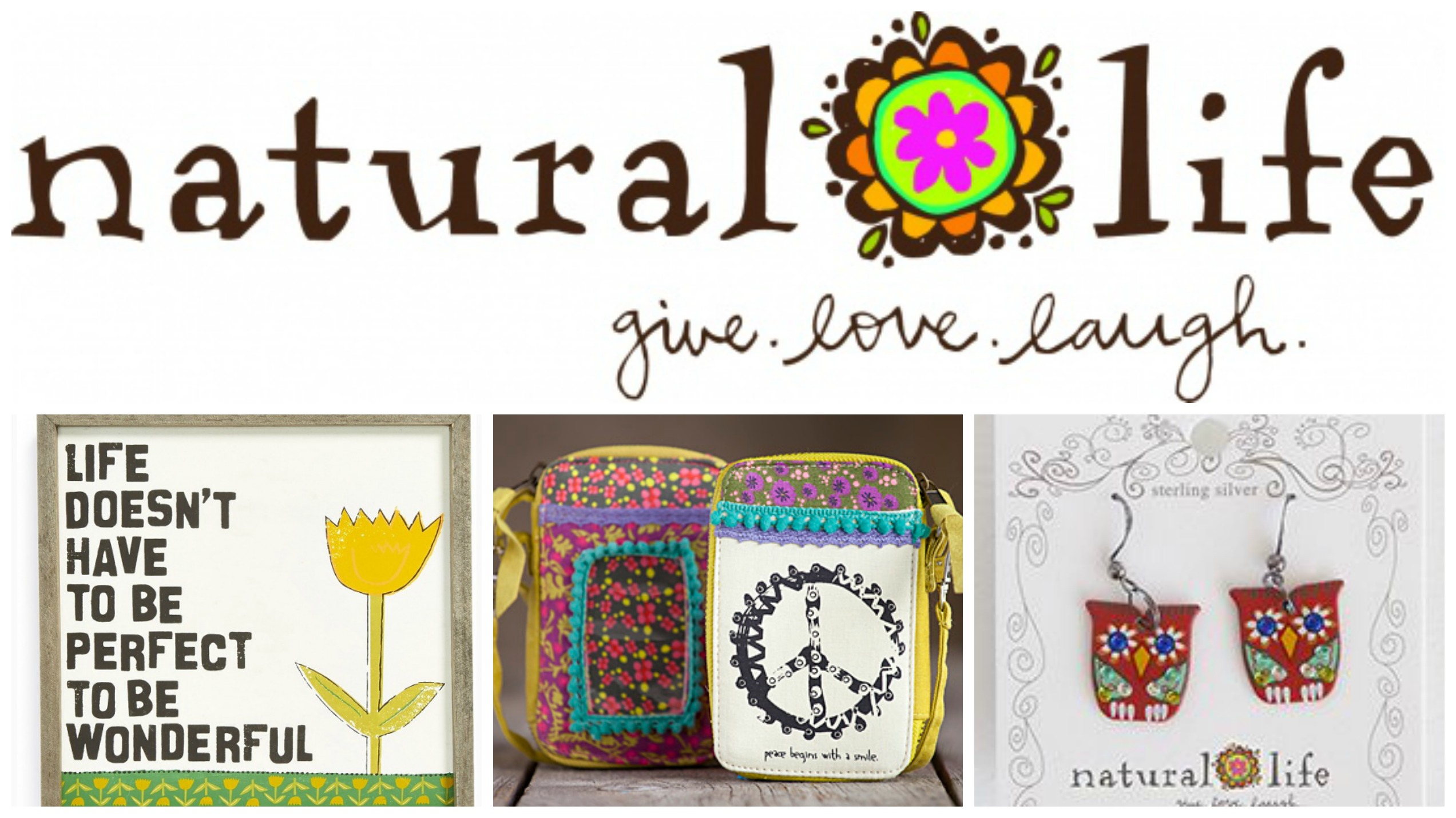 Natural Life Collage