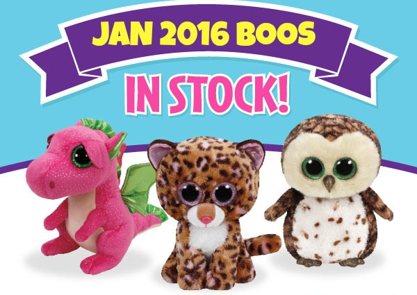 660cd8f951b New 2016 Beanie Boo s – Learning Express Gifts- Brands included ...