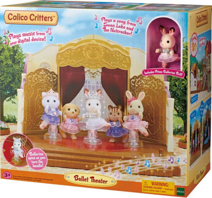 calico-critter-ballet-theater