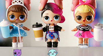 LOL Dolls in Raleigh and Chapel Hill NC