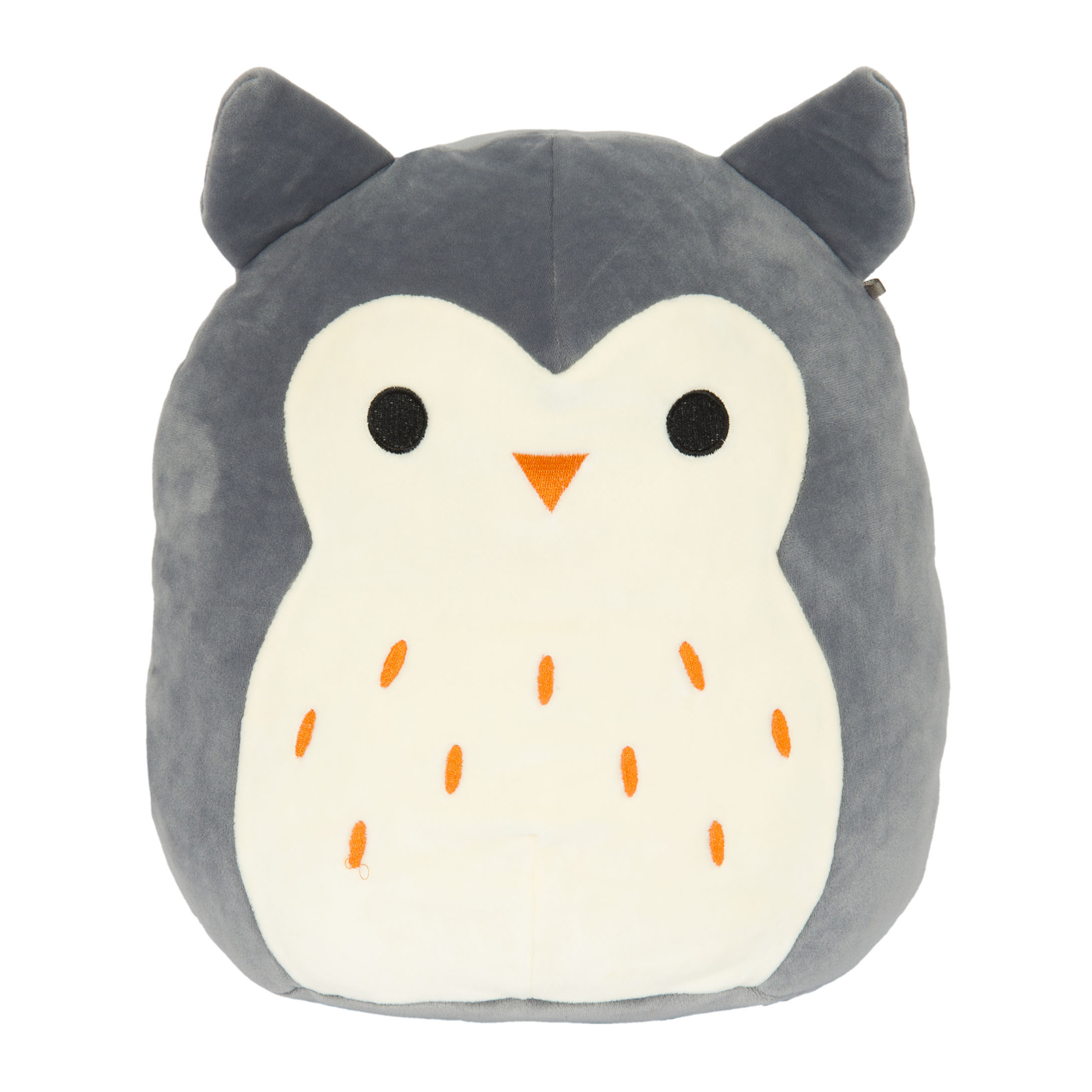 Squishmallows.GreyOwl.Hoot_