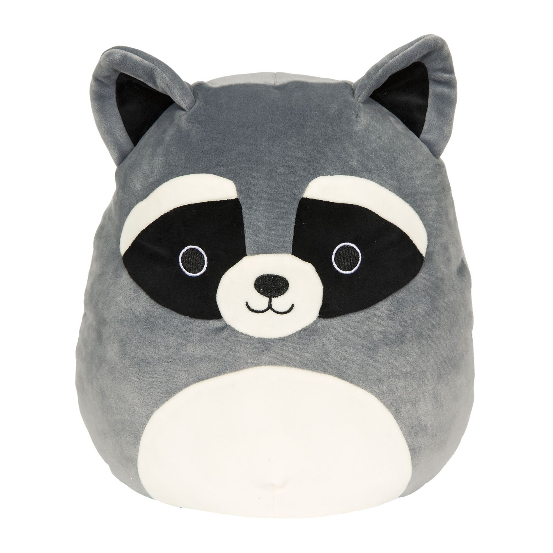 Squishmallows.GreyRaccoon.Randy_