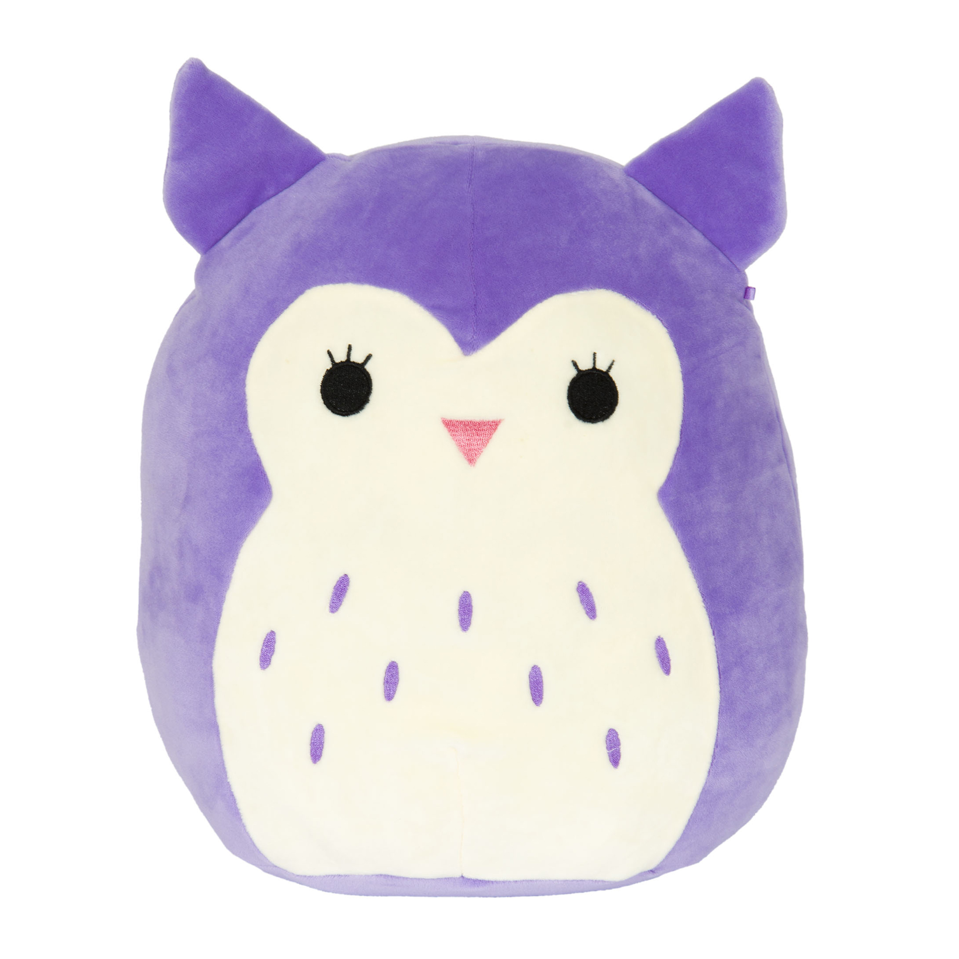 Squishmallows.PurpleOwl.Holly_