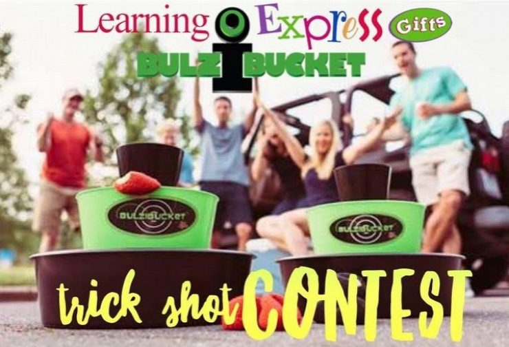 Learning Express Trick Shot Contest