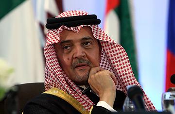 سعود الفيصل: حل الأزمة مع قطر مرهون بتغيير سياستها