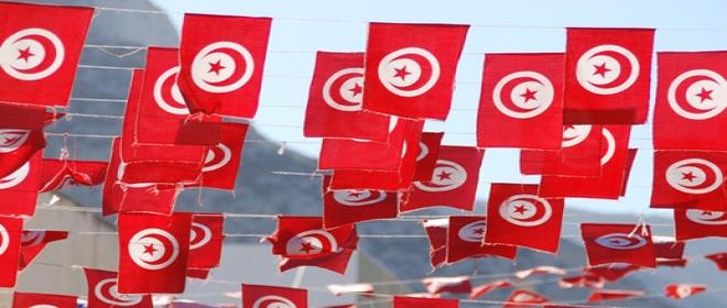 بمناسبة عيد الجمهورية :  اكساء كامل شوارع البلاد و المباني بالعلم التونسي