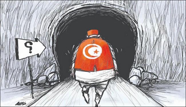 تونس الی اين وأي مصير ينتظرنا؟    في ظل تواصل التجاذبات و انهيار التوافقات