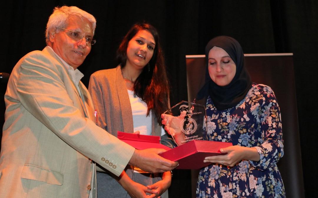 إسناد جائزة نجيبة الحمروني لأخلاقيات المهنة الصحفية للموقع الجزائري T S A