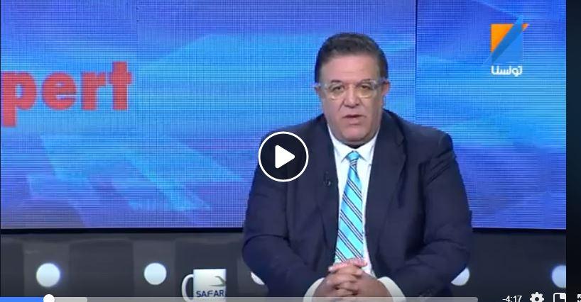 المرشح المستقل للانتخابات الرئاسية سفيان بالناصر:  لديّ علاقات سياسية و مالية و اقتصاديّة مع الولايات المتحدة الامريكية و يمكنني استغلالها لخدمة مصالح تونس