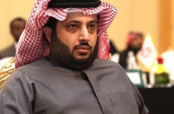 إستقالة تركي أل الشيخ عن رئاسة     الاتحاد العربي لكرة القدم