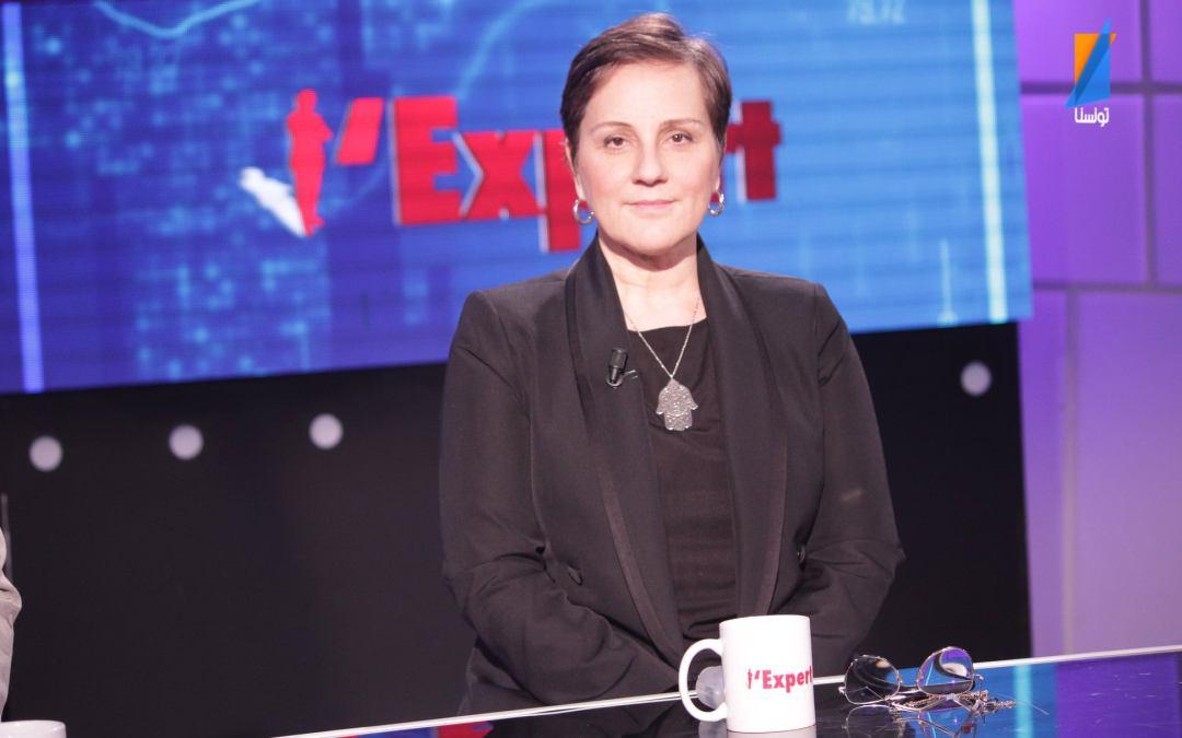 """السيدة """"سارة المصمودي"""" رئيسة الغرفة الوطنية لصناعة الأدوية: الأدوية في تونس مصنعة محليا بنسبة 80%"""