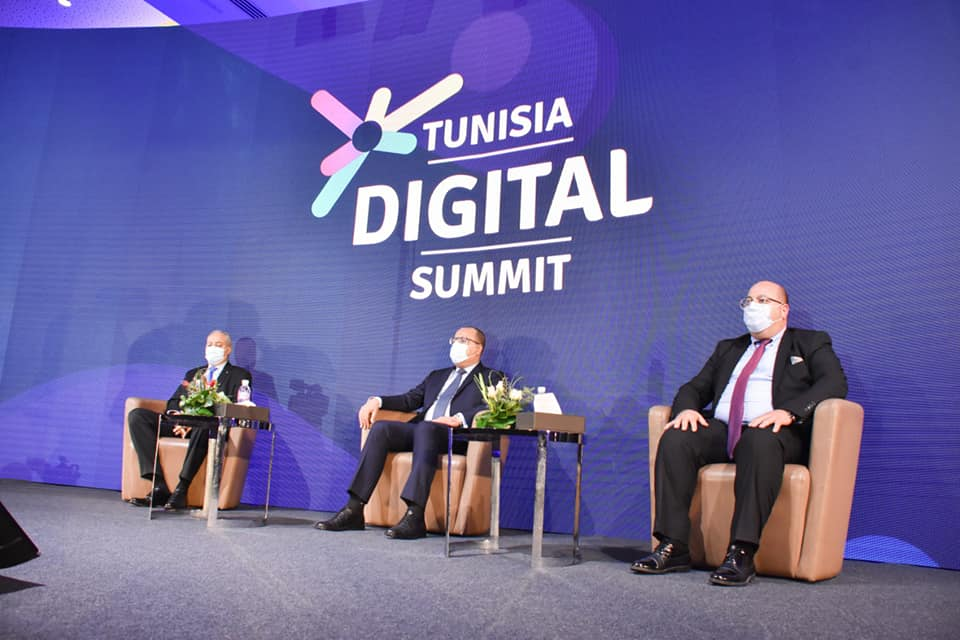 رئيس الحكومة في افتتاح قمّة تونس الرقمية في نسختها الخامسة: الرقمنة وتكنولوجيا المعلومات عناصر تغيير أساسية لانعاش الاقتصاد الوطني