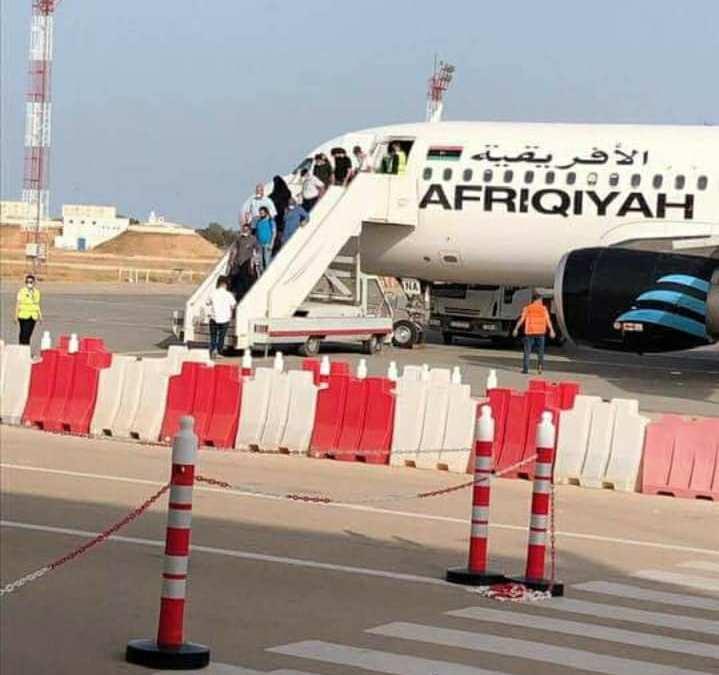 الخطوط الجوية الافريقية تستأنف رحلاتها نحو مطار صفاقس الدولي